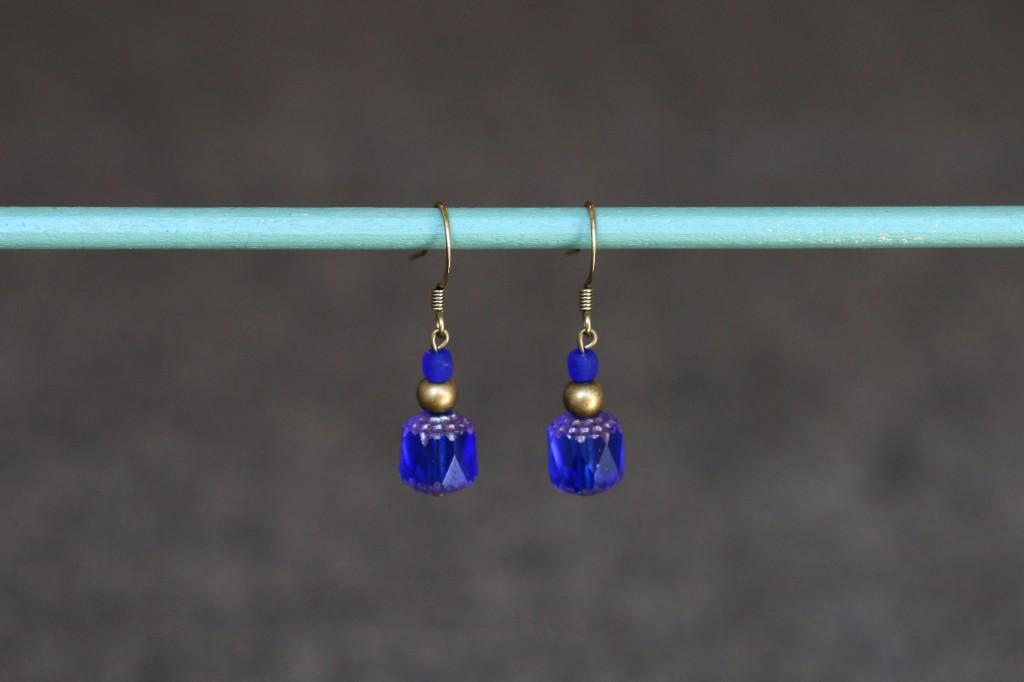Boucles d'oreilles n°4