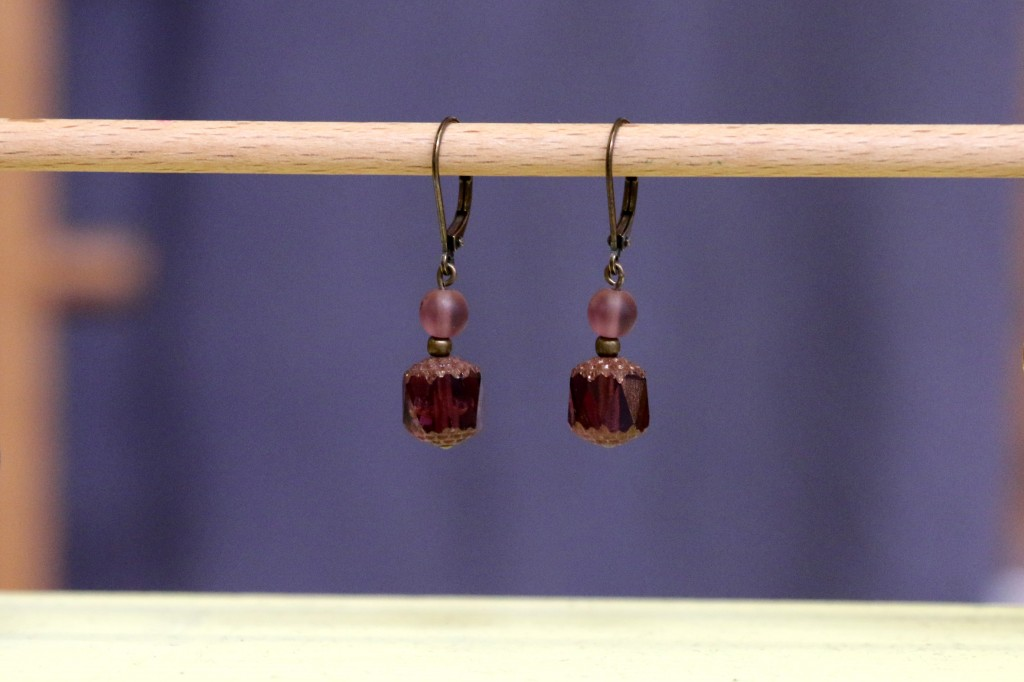 Boucles d'oreilles n°43