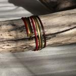 Bracelet Cuir n°10 - 28€