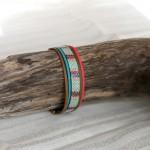 Bracelet Cuir n°13 - 34€