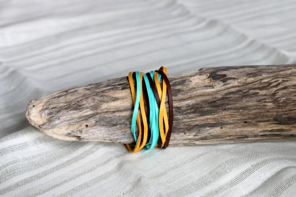 Bracelet Cuir n°14 - 26€