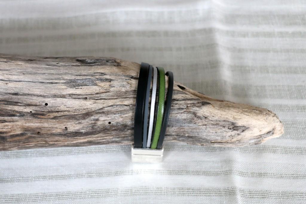 Bracelet Cuir n°15 - 34€