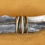 Bracelet Cuir n°18 - 38€