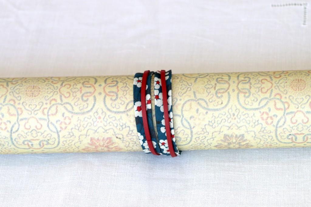 Bracelet Cuir n°34 - 26€