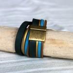 Bracelet Cuir n°3bis - 38€