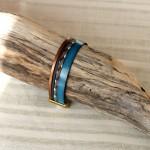 Bracelet Cuir n°6 - 34€
