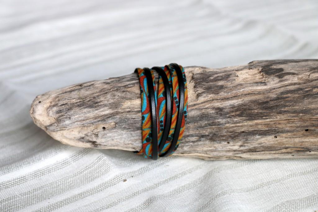 Bracelet Cuir n°9 - 30€